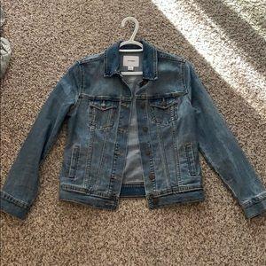 Old navy jean jacket size XS